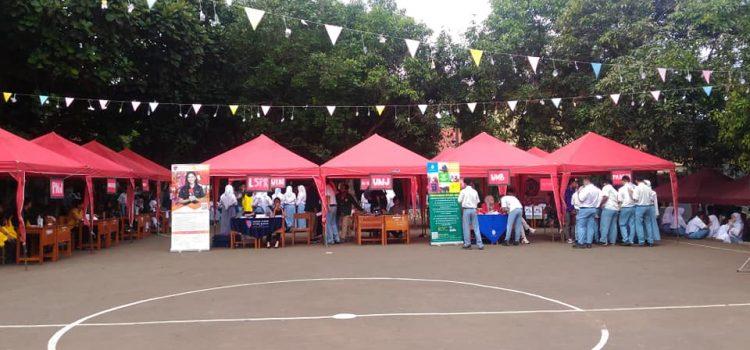 SMA NEGERI 5 DEPOK CAMPUS GOES TO SCHOOL (CGTS)